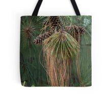 pine in the spring Tote Bag