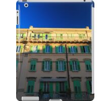 sunset in Trieste iPad Case/Skin