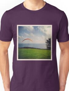 Paraglider, Falmouth Unisex T-Shirt