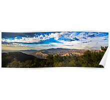 Last Light in Los Padres Poster