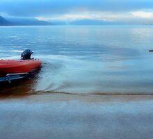 Lake Annecy by Imi Koetz