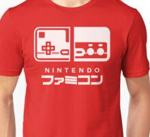 FAMICOM SWITCH Style (Japanese Ver.) Unisex T-Shirt