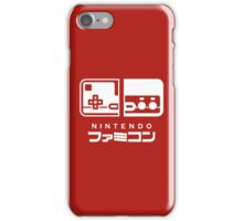 FAMICOM SWITCH Style (Japanese Ver.) iPhone Case/Skin