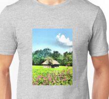 Old Wooden Hut Unisex T-Shirt
