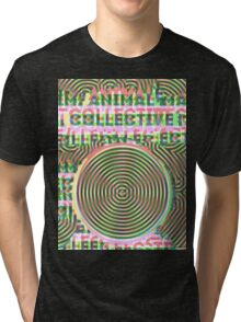 Trippy Animal Collective #3 Tri-blend T-Shirt