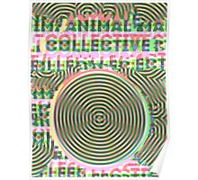 Trippy Animal Collective #3 Poster