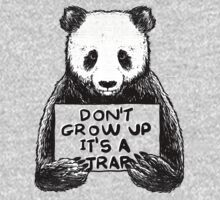 Don't Grow Up It's a Trap Baby Tee