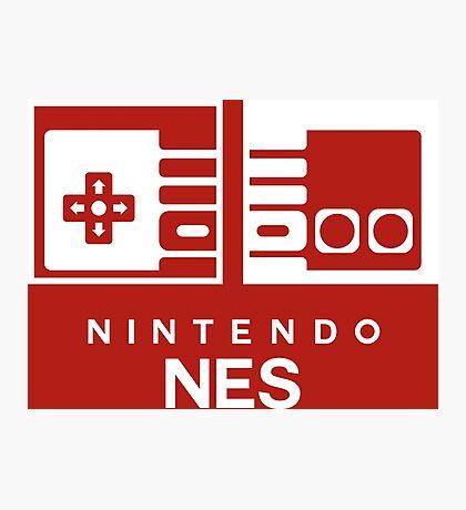 NES SWITCH Style Photographic Print