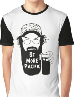Be More Pacific Graphic T-Shirt