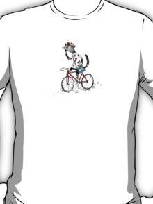 Polkadot Cat T-Shirt