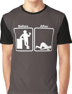 Before After Graphic T-Shirt