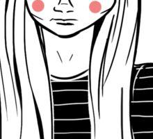 I'm jaded Sticker