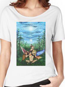 Moonstruck Women's Relaxed Fit T-Shirt