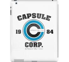 Capsule Corp iPad Case/Skin