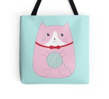 YARN KITTY Tote Bag
