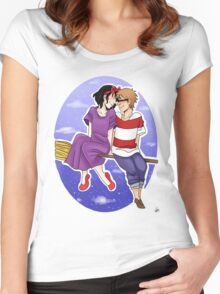 Kiki and Tombo Women's Fitted Scoop T-Shirt