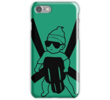 Hangover Baby iPhone Case/Skin