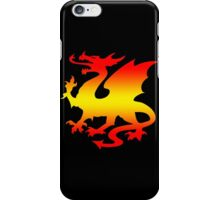 Hot Fire Dragon Design iPhone Case/Skin