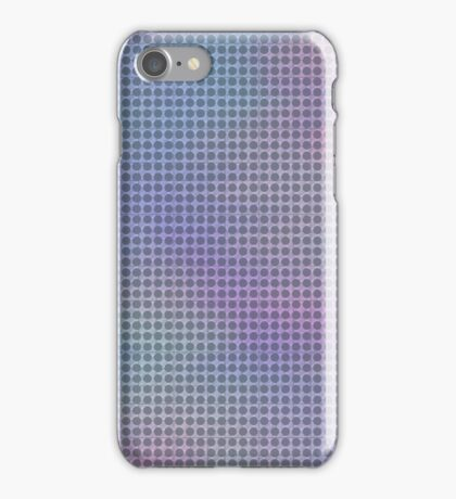 Mermaid scale print iPhone Case/Skin