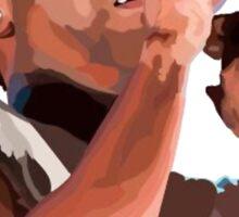childish gambino - the rappers Sticker