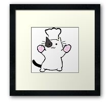 cooking time Framed Print