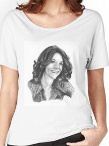 Karen Carpenter Portrait Women's Relaxed Fit T-Shirt