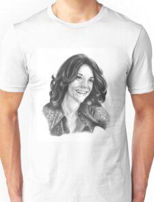 Karen Carpenter Portrait Unisex T-Shirt