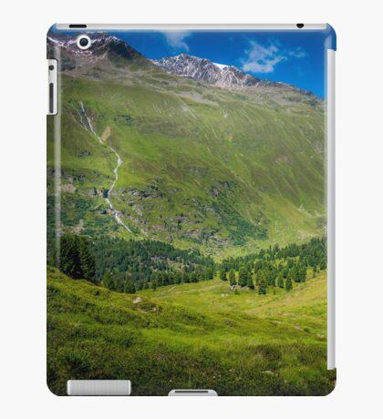 Oetz, Austria iPad Case/Skin