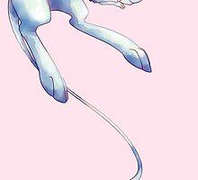 #151 Mew Shiny by Airenu