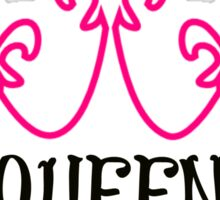Queen Crown Sticker