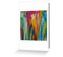 Abstract 173 Greeting Card