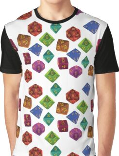 The dice are with you! Graphic T-Shirt