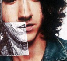 Alex Turner Two-Faced Sticker