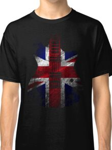 guitar british  Classic T-Shirt