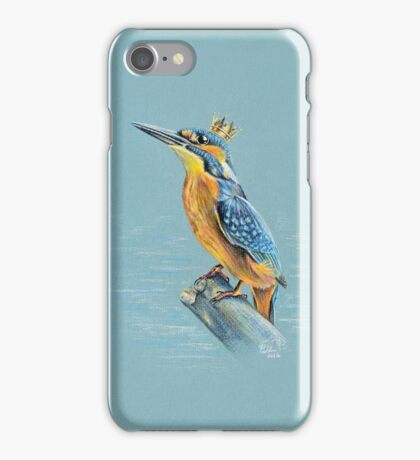 King of the Fishers iPhone Case/Skin