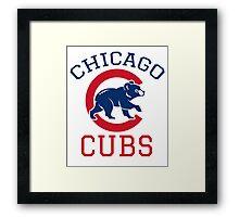 Cubs Baseball Team Chicago Allsex Shirt - Chicago cubs world series  Framed Print