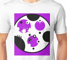 Asexuals are dragons! Unisex T-Shirt