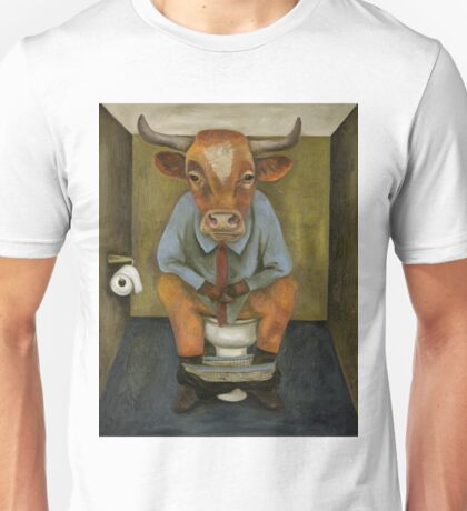 Bull Shitter Unisex T-Shirt