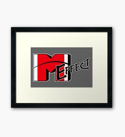 I Want My... Framed Print