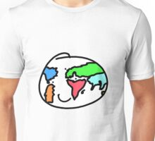 Smiling Earth Unisex T-Shirt