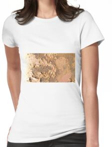 Planet Rust Womens Fitted T-Shirt