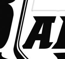 Blade Runners Hockey Team Sticker