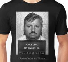 John Gacy Serial Killer Mugshot Unisex T-Shirt