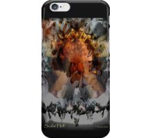 Scalar Hell iPhone Case/Skin