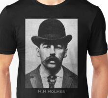 H.H Holmes Americas First Serial Killer Unisex T-Shirt