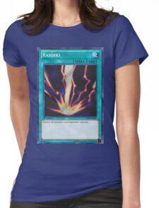 blitz Womens Fitted T-Shirt