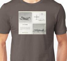 Bell P-39 Airacobra Unisex T-Shirt