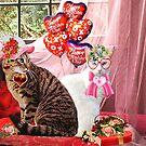 Costumed Kitties by Nadya Johnson