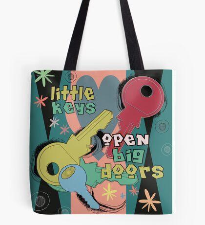 Little Keys Tote Bag
