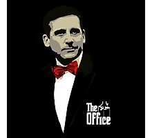 the office father Photographic Print